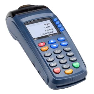 Банковский мобильный терминал оплаты